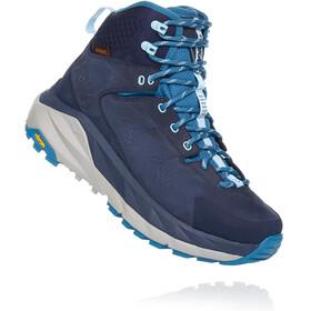 Hoka One One Sky Kaha Running Shoes Women Black Iris/Blue Sapphire